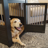 New Age Pet® ecoFLEX™ Habitat 'n Home™ InnPlace II™ Indoor Pet Crate Table - A Doggie's Home