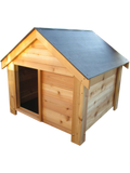Infinite Cedar The Ultimate Dog House - A Doggie's Home