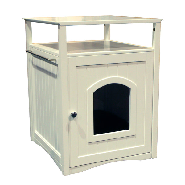 Merry Products™ Night Stand Pet House / Indoor Dog House - A Doggie's Home