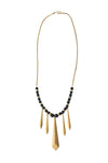 Laborde Designs Jewelry Asim Onyx Vintage Necklace