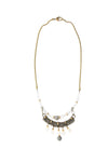 Laborde Designs Jewelry Gamal Moonstone Vintage Necklace