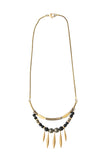 Laborde Designs Jewelry Eboni Labradorite Vintage Necklace