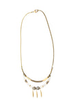 Laborde Designs Jewelry Dalila Labradorite Vintage Necklace