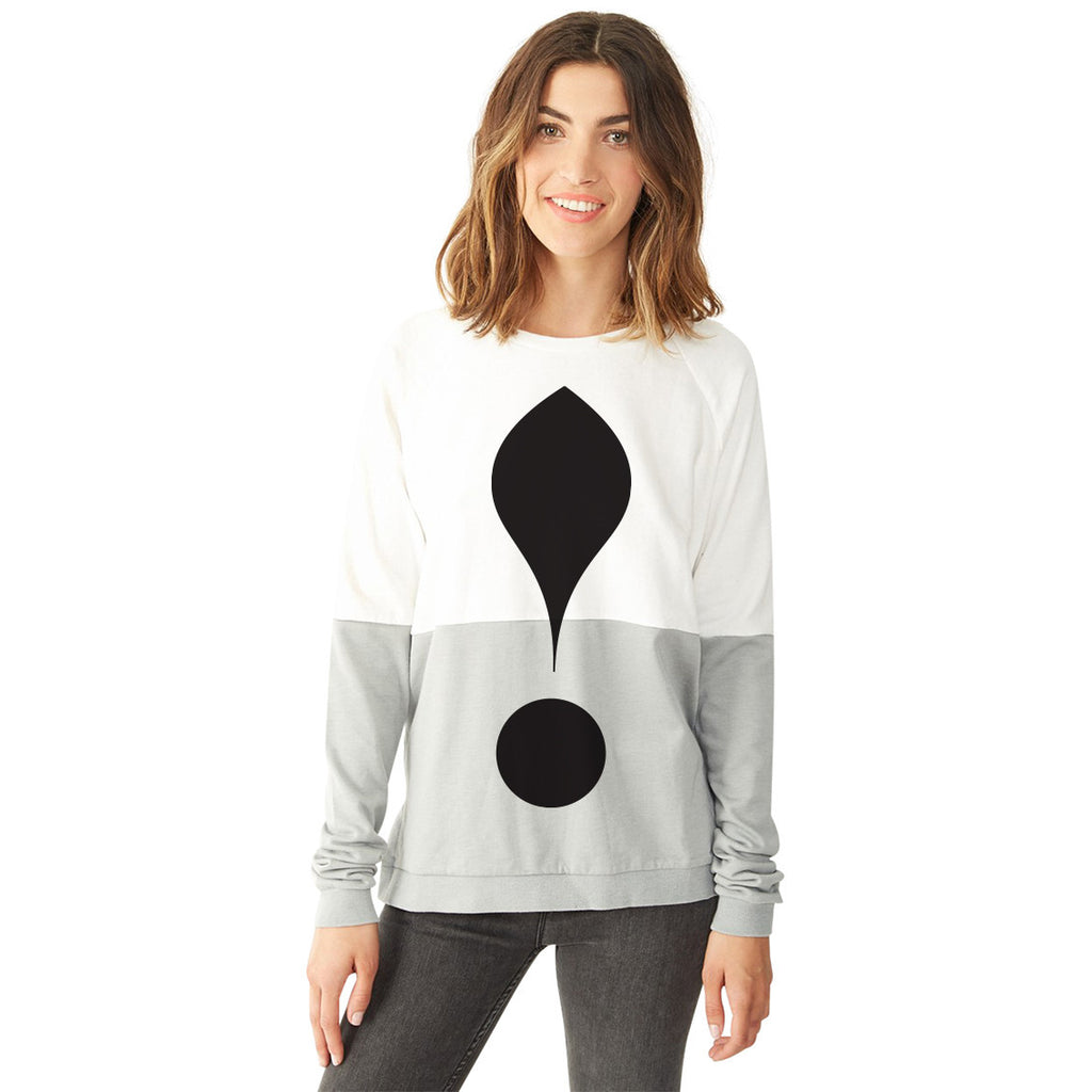 Exclamation Sweater