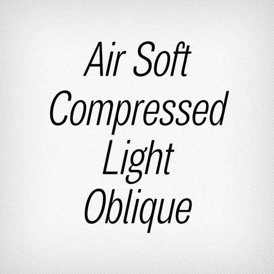 Air Soft Compressed