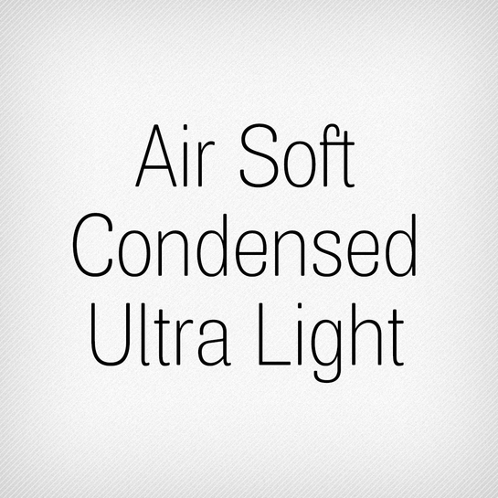 Air Soft Condensed