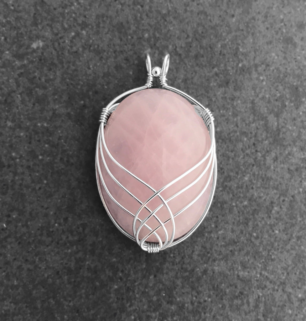 Heal Your Heart - Rose Quartz