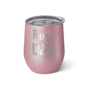 12 oz. Sparkly Rosé All Day Cup