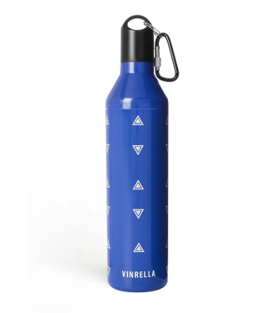 Water Bottle Umbrella - Purple Gem