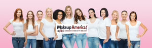 Makeup America is America's Beauty Brand reflecting the American Spirit of independence freedom beauty and diversity.