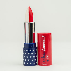 Star Spangled Split Red/White Lipstick