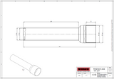 107.247 | Extension nozzle  | 7.87 × 1.57"