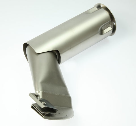 113.995 30 mm Overlap nozzle with grip for TPO
