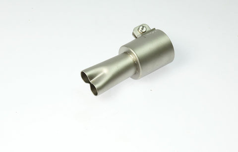 117.518 | Preheating nozzle 25mm, medium | Extrusion Welder Accessories
