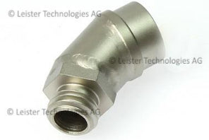 127.726 | Angled adapter 30°, for screw-on nozzles| Nozzle Adaptor