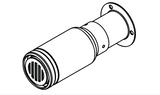 150.192 Heat Tube with heat protection tube