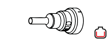119.316 | ø 5 mm | Tubular Nozzle
