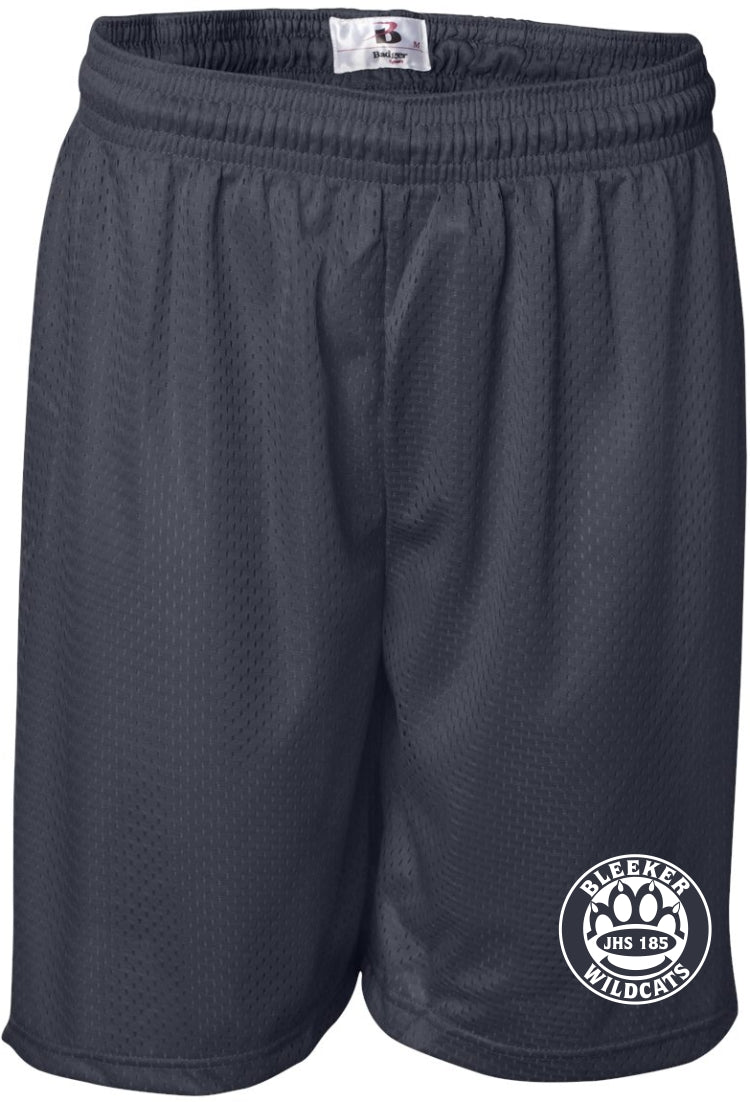 Edward Bleeker 100% polyester navy short