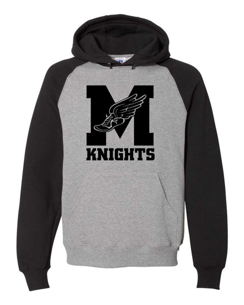 James Madison Black Hoody