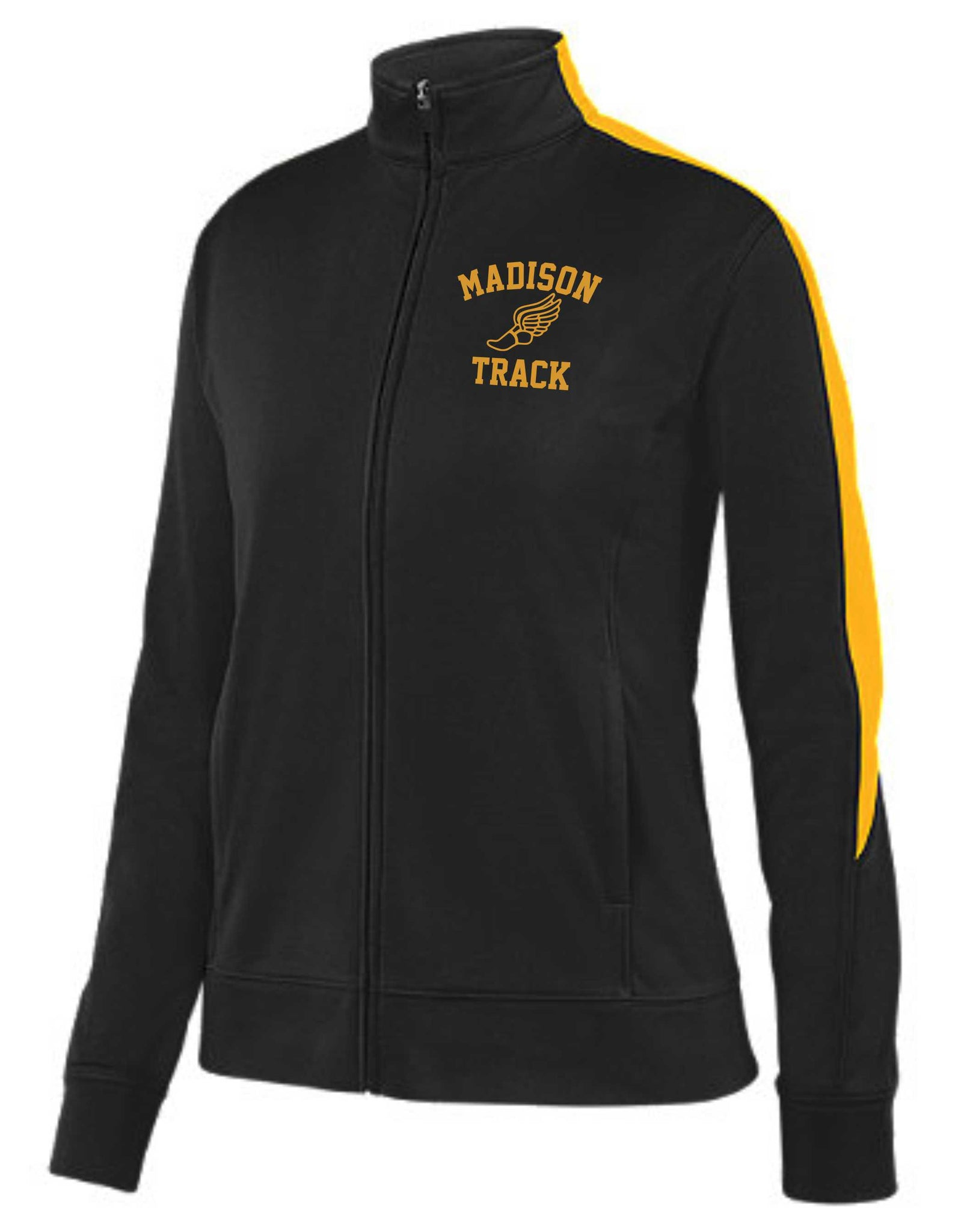 Womens James Madison Track Jacket