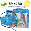 MASK KIT with AirQuart®