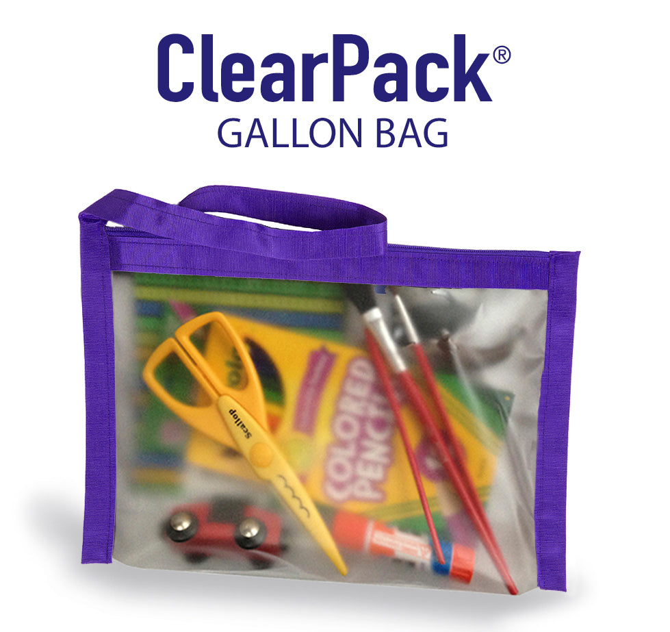 ClearPack® GALLON
