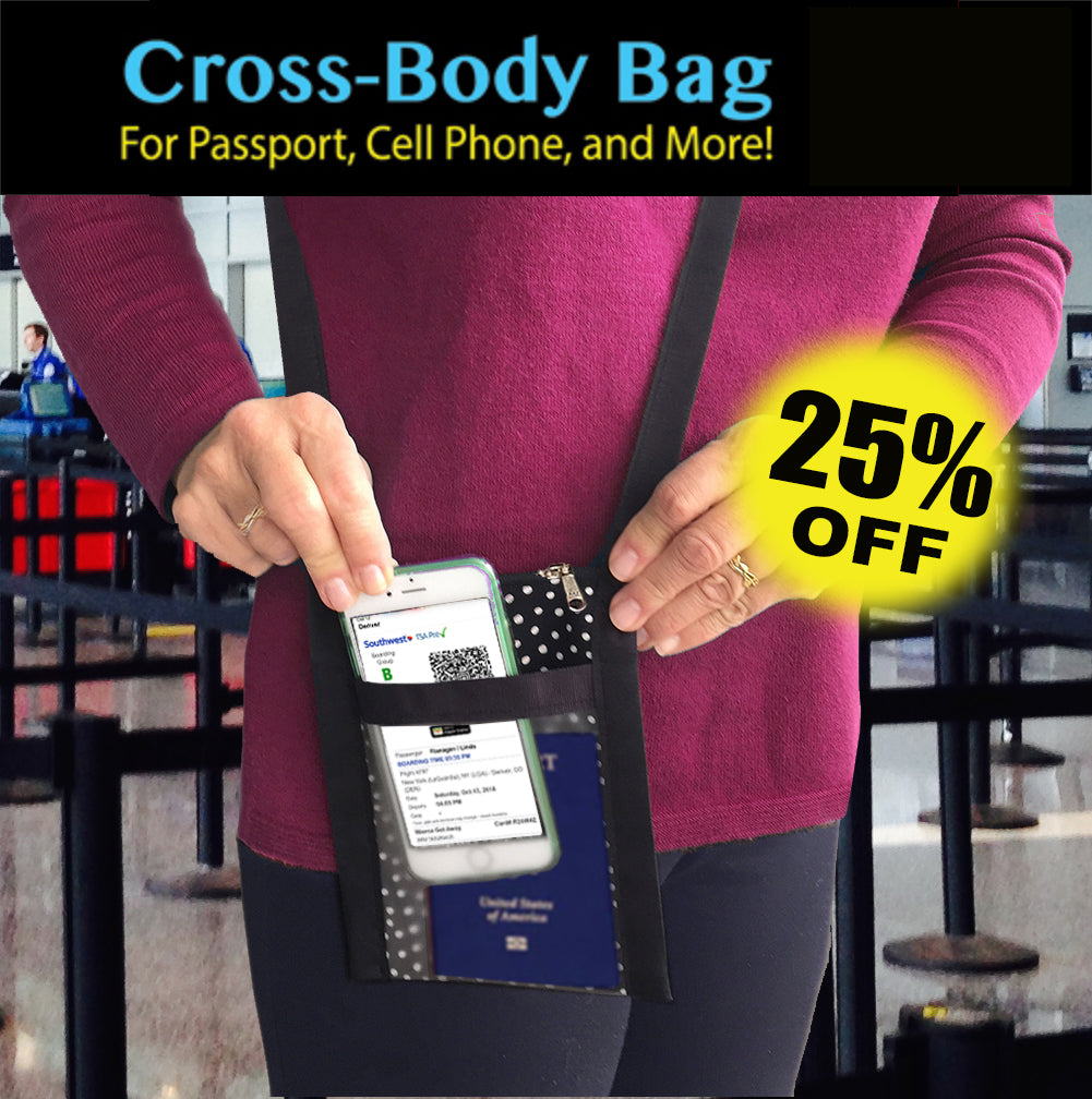 Cross-Body Flanabag®