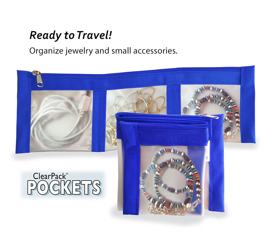 ClearPack® POCKETS