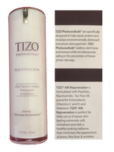TiZO AM Rejuvenation