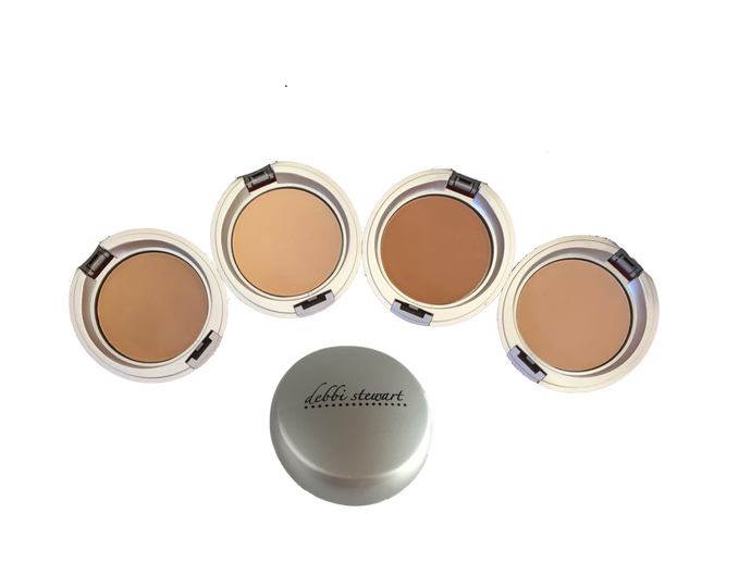 Mineral Powder Compact