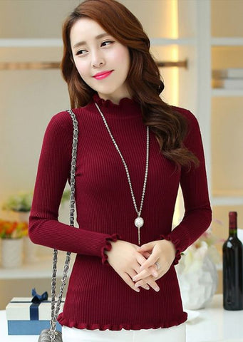 Buyvel Turtle Neck Top