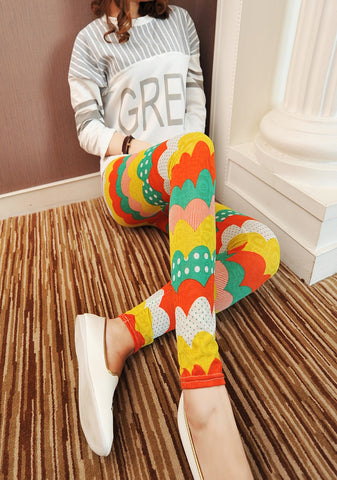 Buyvel South Korean Imported High-Quality Breathable Leggings