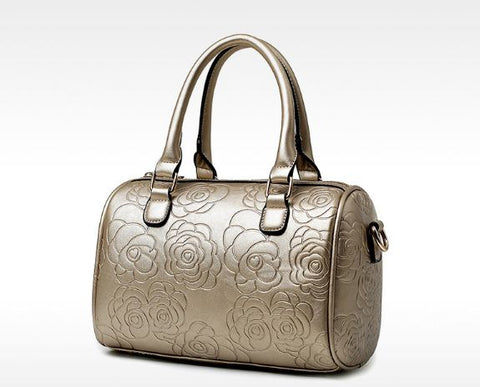 Buyvel Engrave Floral 3 Set Of Bag