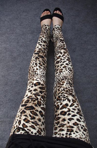 Buyvel Leopard Leggings