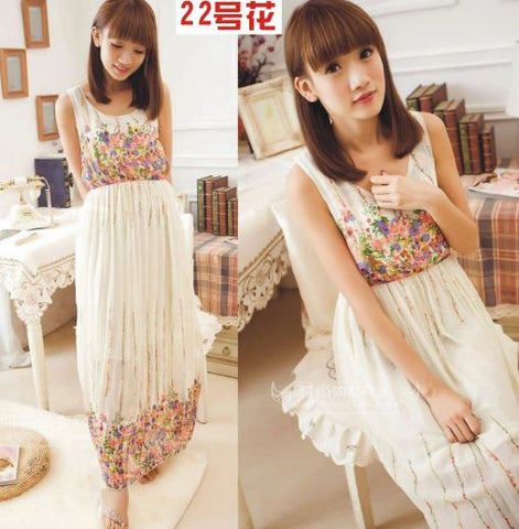 Trendy Boho chic Gown under 2000