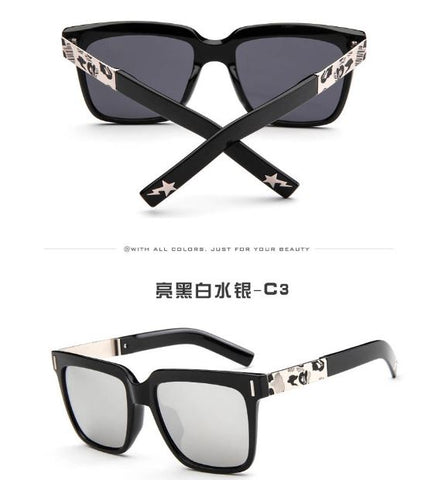 Japanese Retro Sunglasses