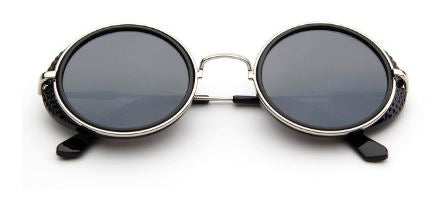 Unisex Light Weight Circular Sunglasess
