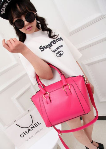 Multi color bright bag