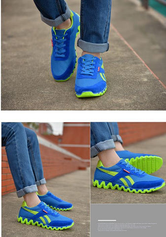 Breathable Mesh Summer Hiking Sport Shoes