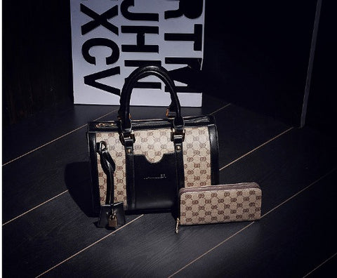 Buyvel New Elegant Bag With Clutch