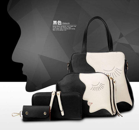 Buyvel Face set Bag (Set Of 4)