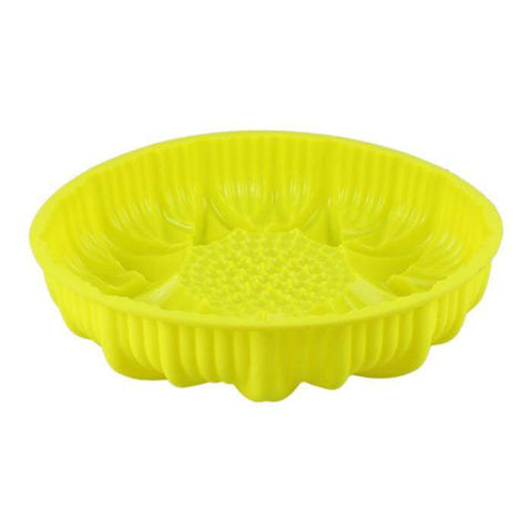 Buyvel Sunflower Design Cake Bake Platter