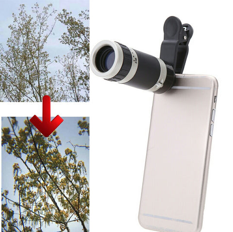 Buyvel Mobile Phone Zooming Lense