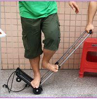 Super Sturdy Heavy Duty Aluminium Folding Portable Trolley With 4 WHEELS Trolley Wheels- Available online on Buyvel