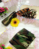 Army Leggings Green Leggings & Jeggings- Available online on Buyvel