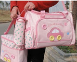 Baby Mumma Diaper bag Baby Essentials- Available online on Buyvel