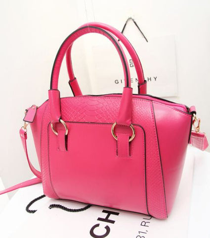 Candy Color Trendy Handbags - Buyvel
