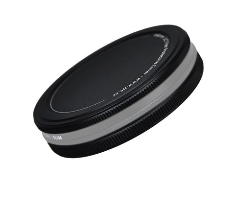 UV CPL ND Filters Metal Case Storage Box 37/40.5/43/46/49/52/55/58/62/67/72/77/82mm Lens Filter Stack Cap Protector