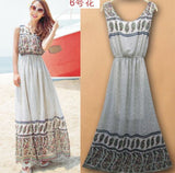 Vintage Bohemian Gown Dresses- Available online on Buyvel
