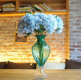 Hydrangea NLAF (Natural Looking Artificial Flowers) Home Decor- Available online on Buyvel